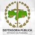 Governador recebe na Granja Santana Defensor Geral e Adjunto que anunciam eleição para sexta-feira