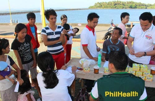 PhilHealth 19th anniversary (Photo courtesy of Philhealth/Kit Recebido)