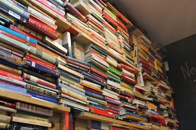 De libros: Lugares mágicos por descubrir.