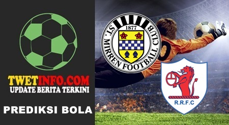 Prediksi St Mirren vs Raith Rovers, Scotland 19-09-2015