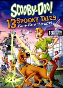 Download - Scooby-Doo: 13 Histórias de Terror Ameaça do Mecachorro - DVDRip AVI + RMVB Dublado