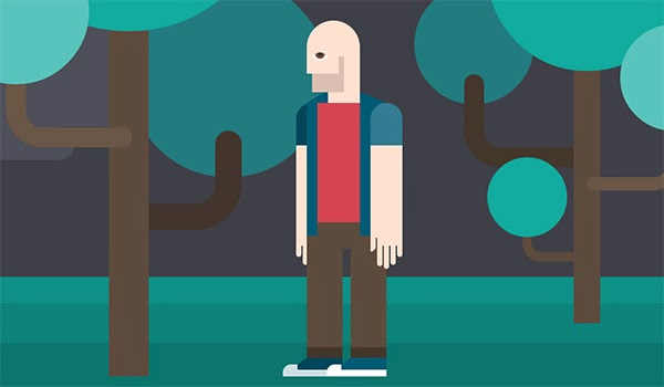 35 Examples of Using Vector Illustrations in Web Design