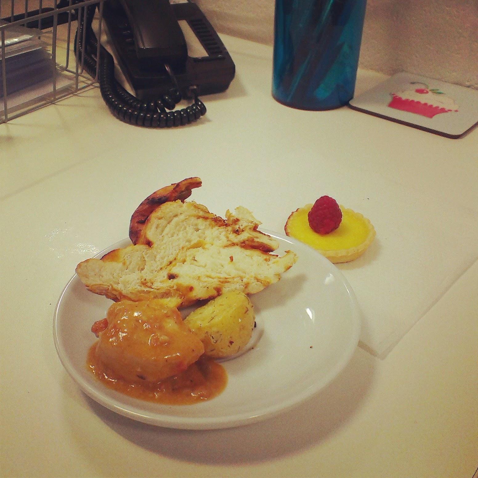Free food at work