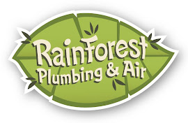 WELCOME TO THE Q&A BLOG of RAINFOREST PLUMBING & AIR!