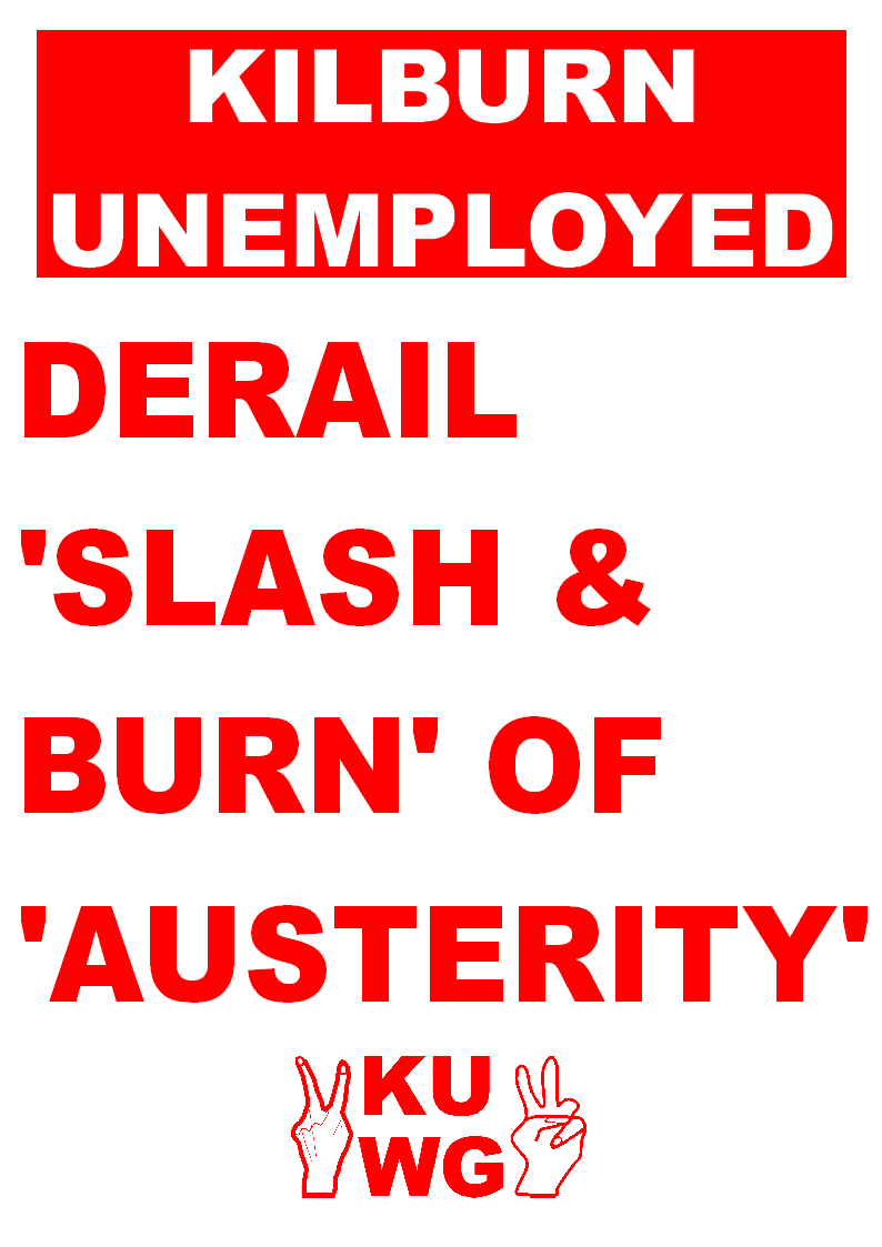 Derail 'Slash & Burn' of 'Austerity'
