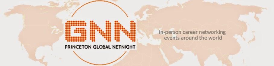 Princeton Global NetNight logo