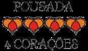 Pousada 4 Corações - Tiradentes MG - Brasil 032 3355 1281