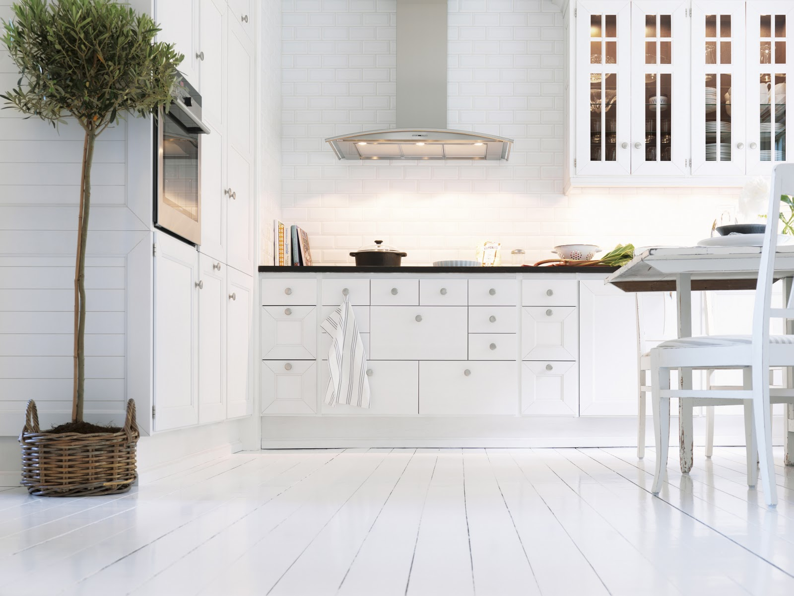 Adventurous Design Quest Swedish Tibrokok Kitchen