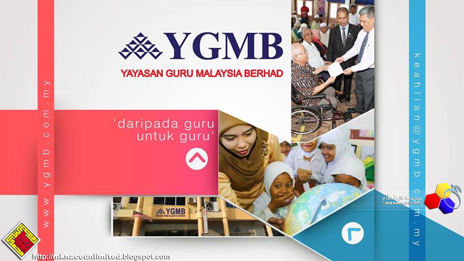 Official Yayasan Guru Malaysia Berhad Ygmb Facebook Pages