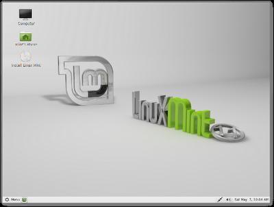 Linux Mint 11 Katya Katya