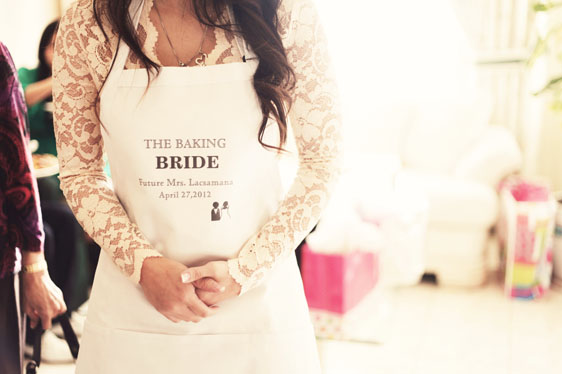 sheryns baked with love baking themed bridal shower