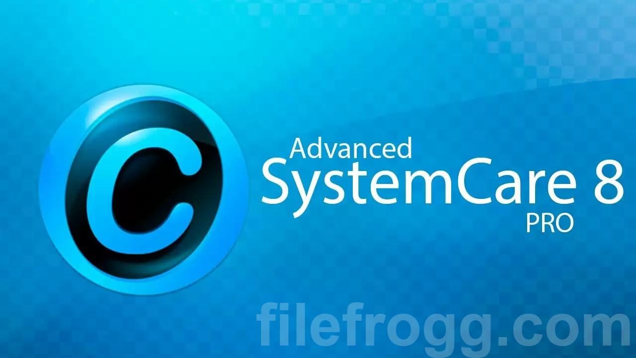 Advanced SystemCare PRO 8