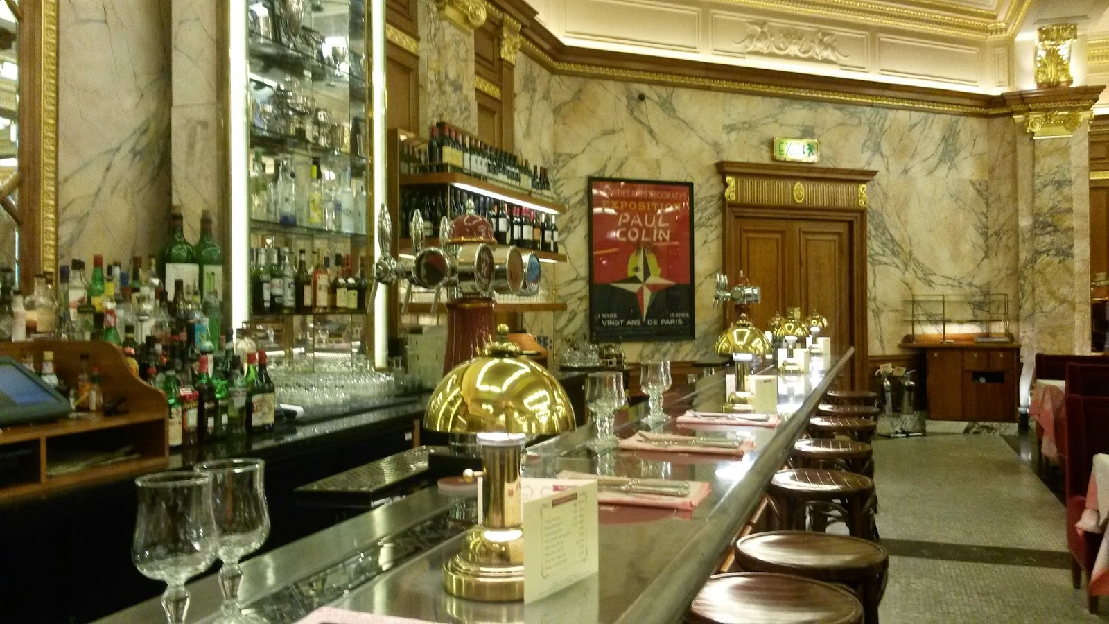 Snig 39 S Kitchen Brasserie Zedel London