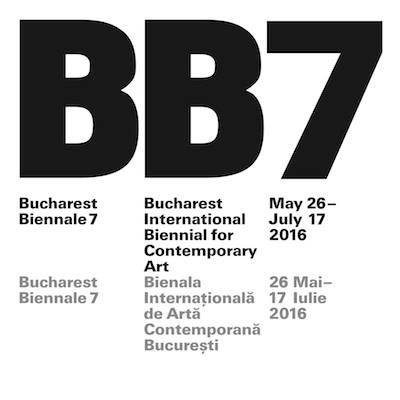 Bucharest Biennale 7