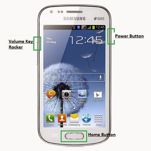 Samsung Glaxy Grand I9082 Duos pattern lock problem