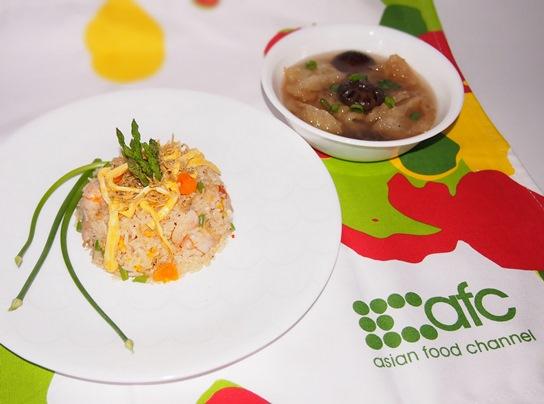 hainanese chicken fried rice recipe fish maw soup