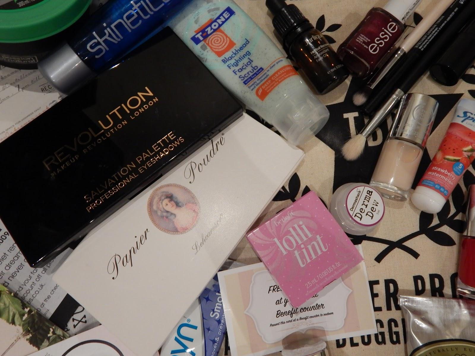 #SheffieldBBloggers Goodie Bag & Raffle Prizes!