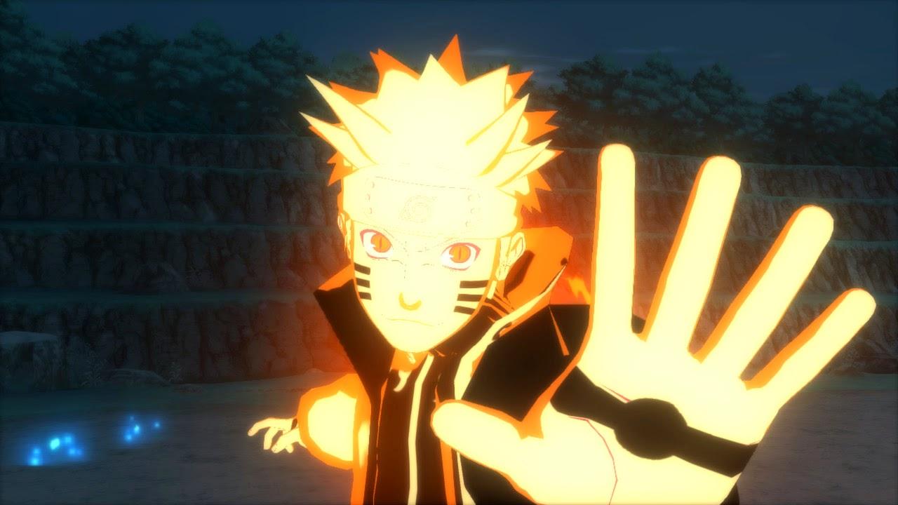 Naruto Shippuden Ultimate Ninja Storm Revolution (PC-GAME)