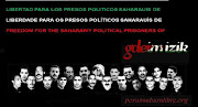 Solidaridad activistas saharauis Grupo de Gdeim Izik,
