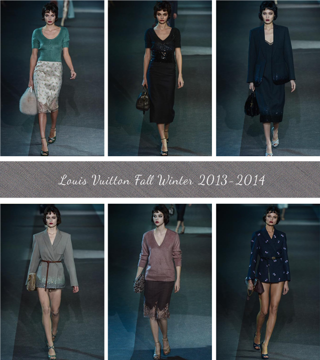 Louis Vuitton Fall Winter 2013 - 2014 Bags