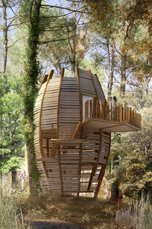 artpla33 4 et 3 architecture cabane r f rences. Black Bedroom Furniture Sets. Home Design Ideas