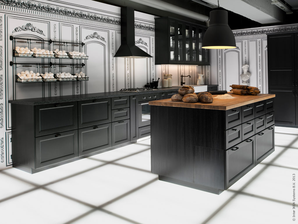 Deco Chambre Gris : Ikeas new kitchen system Metod offers an abundance of choice and