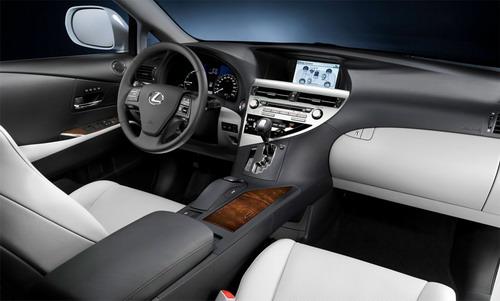 Latest Cars Models 2012  Lexus rx 450h 2011