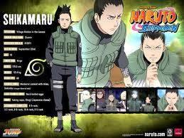 Gambar Shikamaru