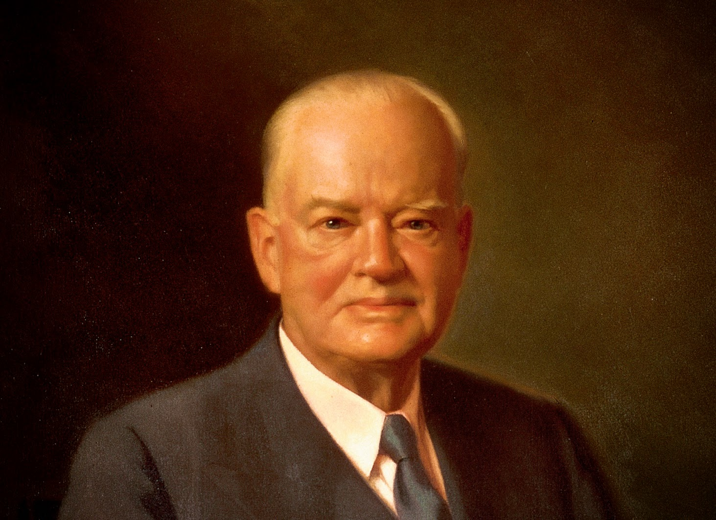 the economic recessions and the great depression during the presidency of herbert hoover