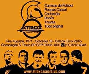 Atrox Casual Club - Football Store