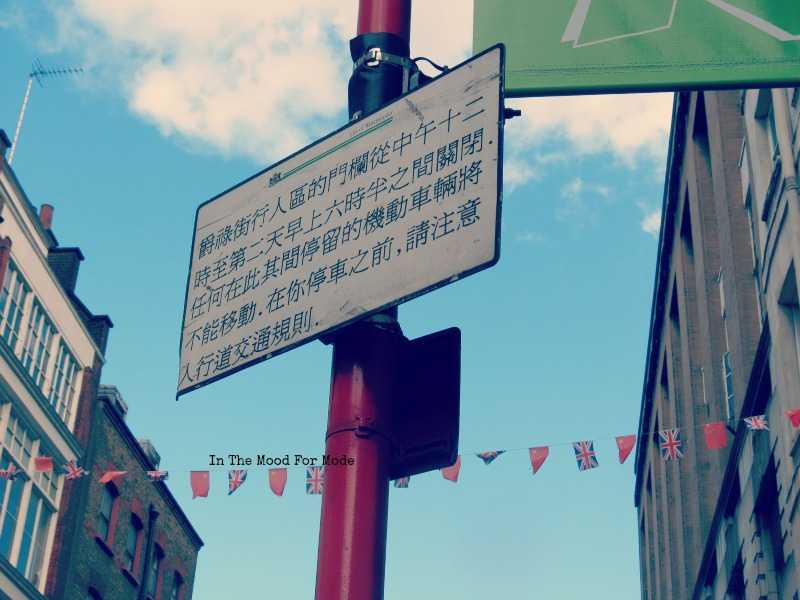 Carnets de Voyages: My trip in London part2: Camden & China Town...