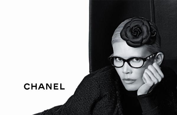 gafas de ver Chanel 2011 2012