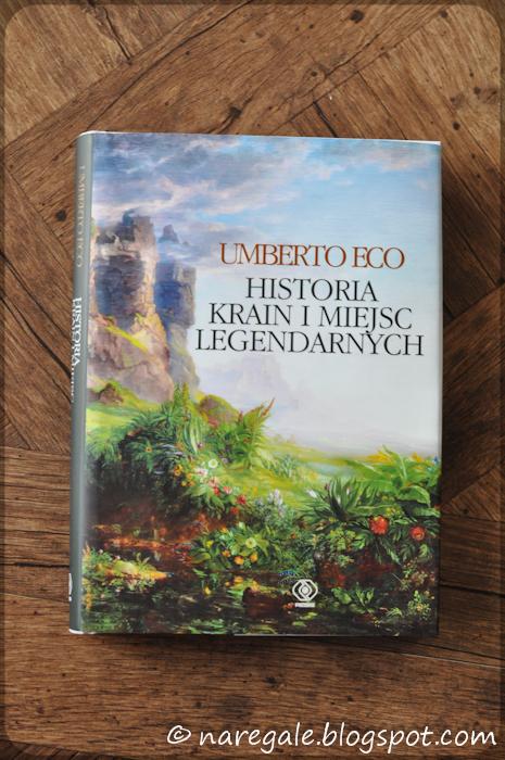 Historia krain i miejsc legendarnych.