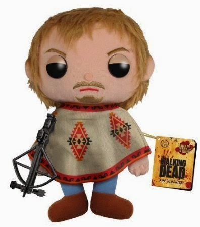 Peluche Daryl Walking Dead 30,27€