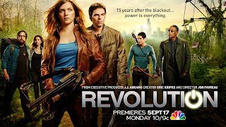 Revolution Charlie and Miles Matheson HD Wallpaper