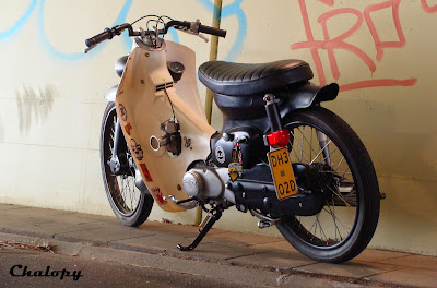 CRAZE GENUINE CUSTOM recent news of zero back cub from chalopy