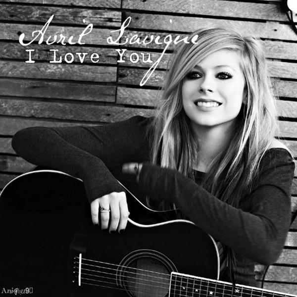 I Love You Avril Lavigne