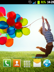 9 THEAMED VERSIONS Launcher for Galaxy Y [ Link Update]
