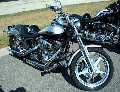 Harley-Davidson 100th Anniversary Bike