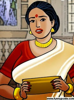 Velamma Episode 45 : Caught Having Phone Sex!
