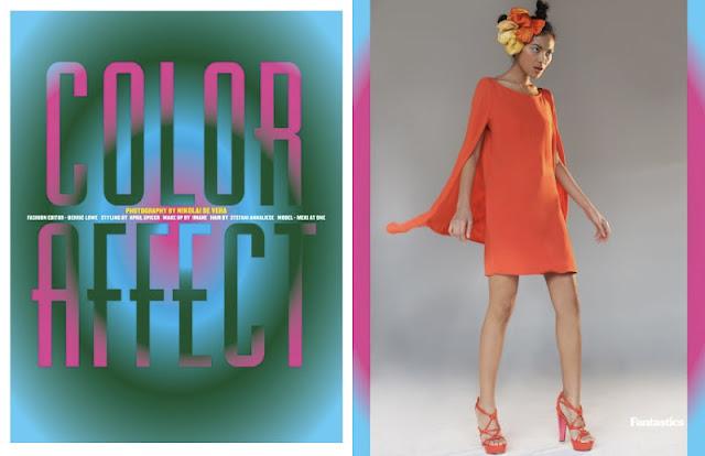 International model Meki Saldaña at One Model Management on the cover ...