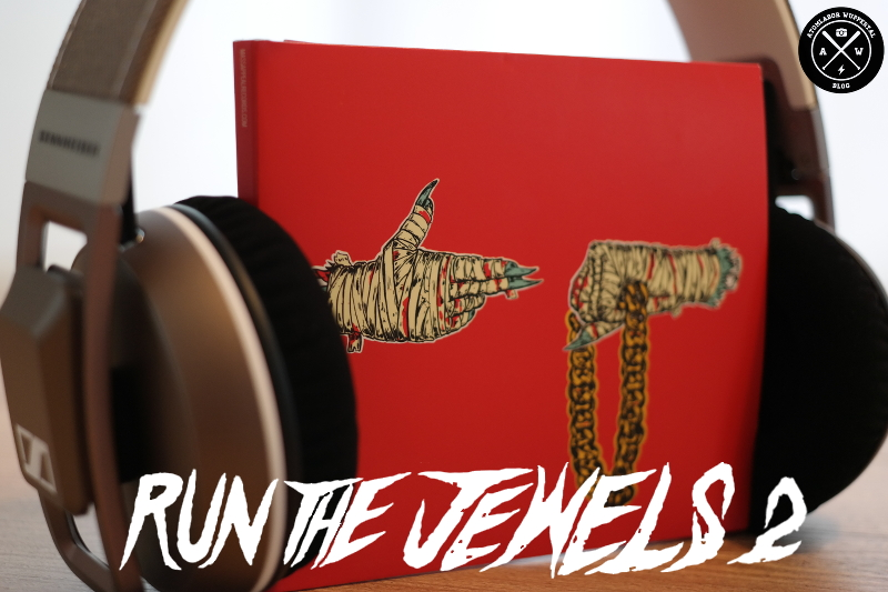Run The Jewels 2 - RTJ2 - Atomlabor Blog Album Tipp