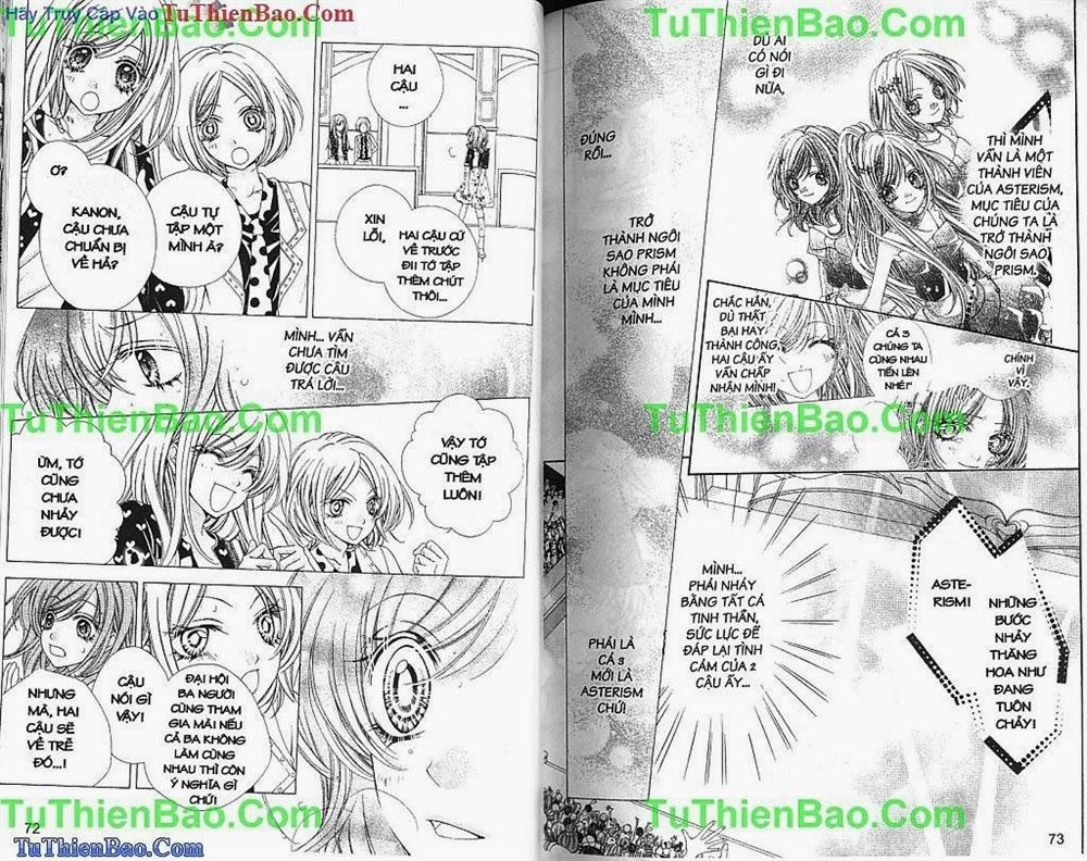 Vũ Điệu Sao Băng chap 4 - Trang 36