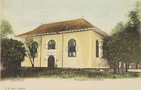 Batavia,Portugeesche of Stadskerk
