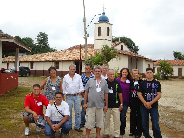 Retiro de Espiritualidade da Pastoral da Sobriedade regional Sul 1 da CNBB - SP em Mogi das Cruzes-
