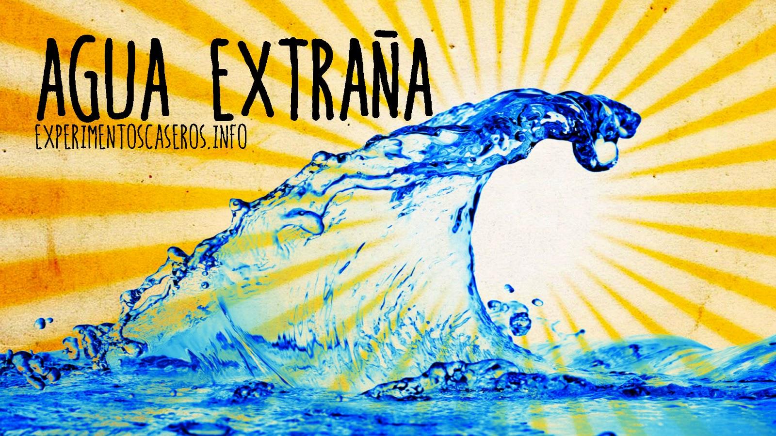 Agua extraña, efecto leidenfrost, experimentos caseros, experimentos sencillos, experimentos fáciles, experimento , experimentos, experimento casero, ciencia, ciencia encasa, experimentos para niños