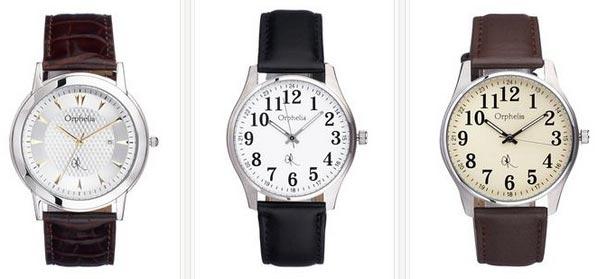 Reloj Hombre Clasico