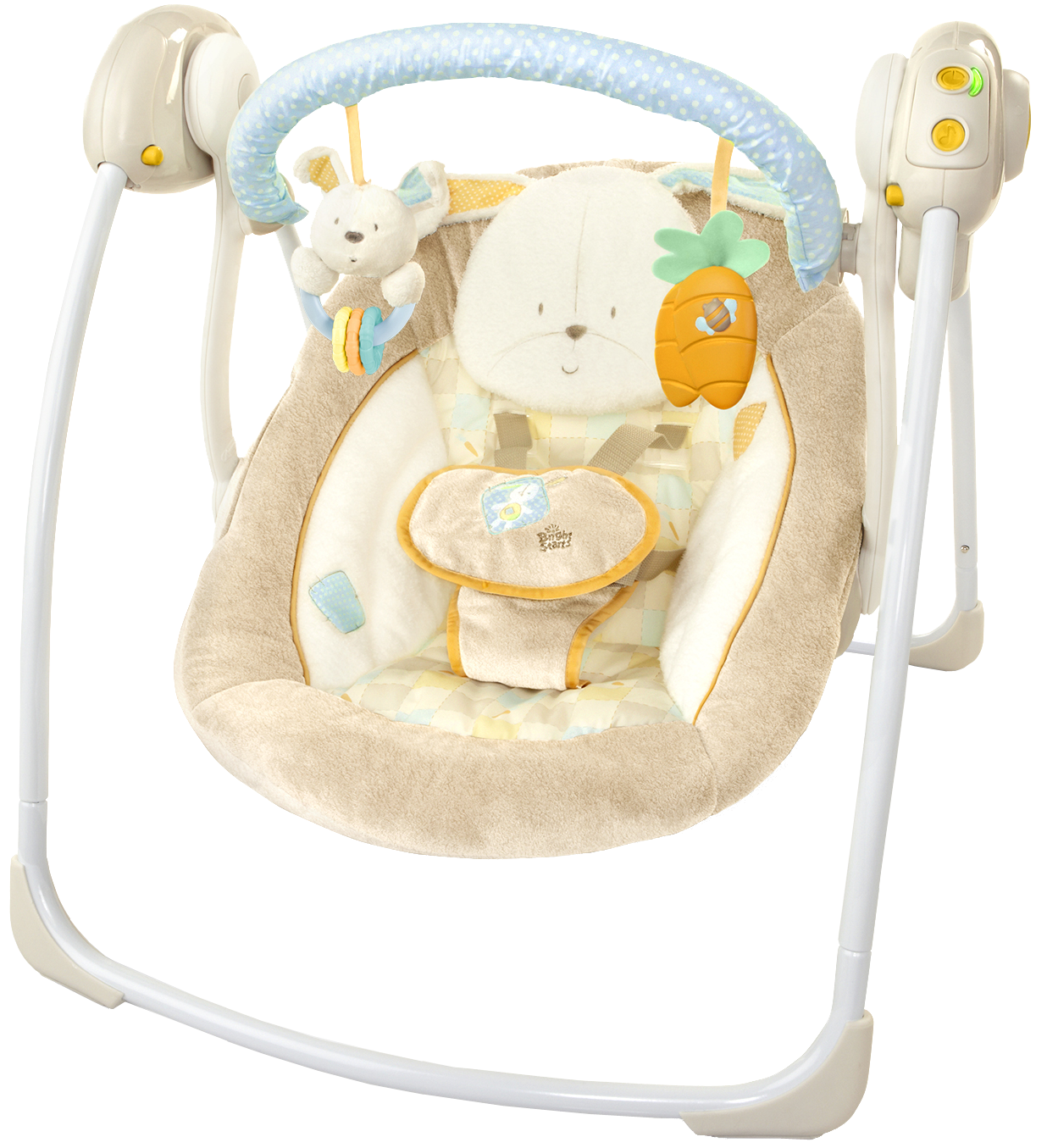 BRIGHT Starts Safari Smiles Review | Baby Swing Center
