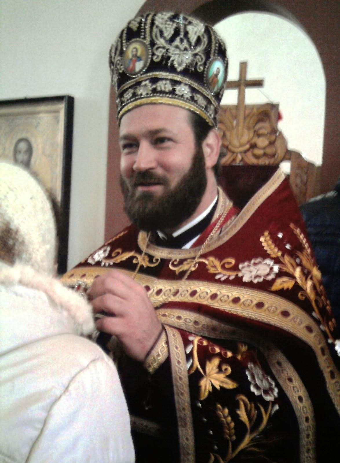 Arhim. stareţ Andrei Caramalău