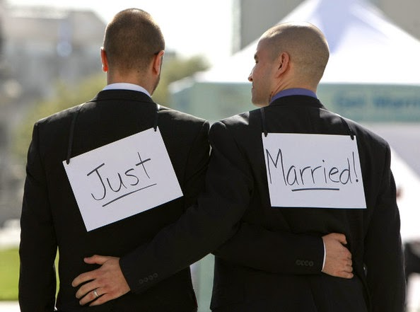 Marriage Equality on Fast Forward